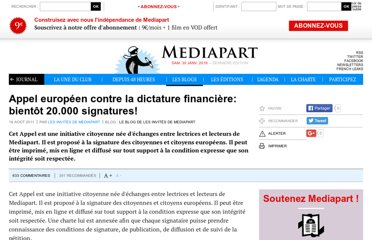 http://blogs.mediapart.fr/blog/les-invites-de-mediapart/180811/appel-europeen-contre-la-dictature-financiere