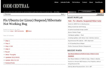 http://thecodecentral.com/2011/01/18/fix-ubuntu-10-10-suspendhibernate-not-working-bug