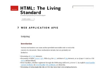 http://developers.whatwg.org/webappapis.html#handler-window-onmessage