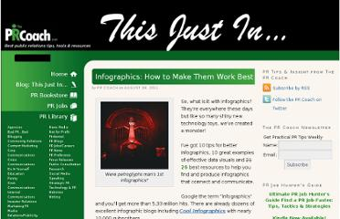 http://www.theprcoach.com/infographics-how-to-make-them-work-best/