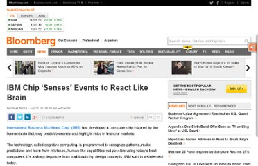 http://www.bloomberg.com/news/2011-08-18/ibm-chip-senses-events-to-react-in-ways-that-mimic-human-brain.html