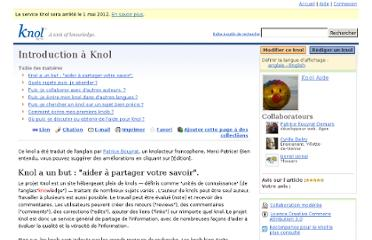 http://knol.google.com/k/introduction-%C3%A0-knol#