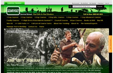 http://www.truewayssurvival.com/school/Survival-Experts/Lofty-Wiseman-Survival-Expert.html