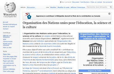 http://fr.wikipedia.org/wiki/Organisation_des_Nations_unies_pour_l%27%C3%A9ducation,_la_science_et_la_culture
