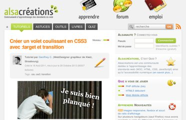http://www.alsacreations.com/tuto/lire/1234-creer-volet-coulissant-CSS3-target-transition.html