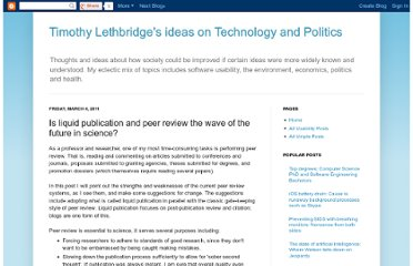 http://tims-ideas.blogspot.com/2011/03/is-liquid-publication-and-peer-review.html
