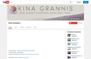 http://www.youtube.com/user/kinagrannis#p/u