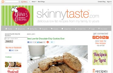 http://www.skinnytaste.com/2011/08/best-low-fat-chocolate-chip-cookies.html