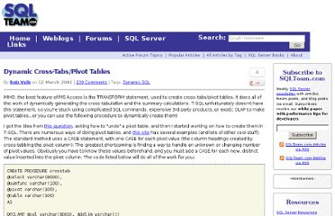 http://www.sqlteam.com/article/dynamic-cross-tabs-pivot-tables