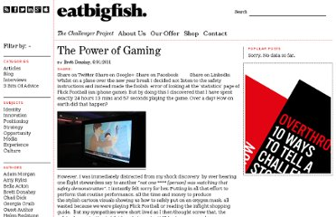 http://eatbigfish.com/theblog/the-power-of-gaming