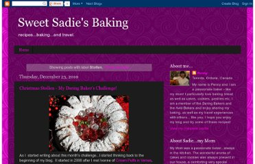 http://www.sweetsadiesbaking.com/search/label/Stollen