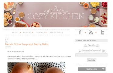 http://acozykitchen.com/french-onion-soup-pretty-nails/