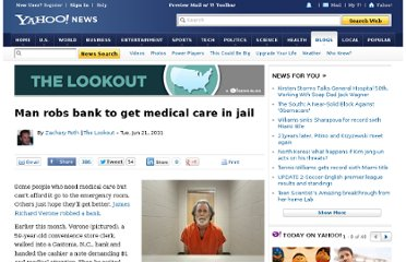 http://news.yahoo.com/blogs/lookout/man-robs-bank-medical-care-jail-143625999.html