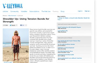 http://www.volleyballmag.com/articles/114-shoulder-up-using-tension-bands-for-strength