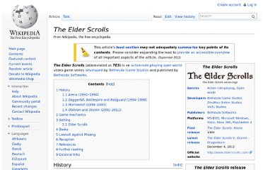 http://en.wikipedia.org/wiki/The_Elder_Scrolls