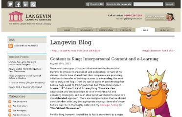 http://www.langevin.com/blog/2011/08/11/content-is-king-interpersonal-content-and-e-learning/