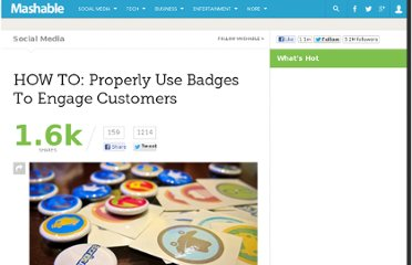 http://mashable.com/2011/08/19/badges-gamification-tips/