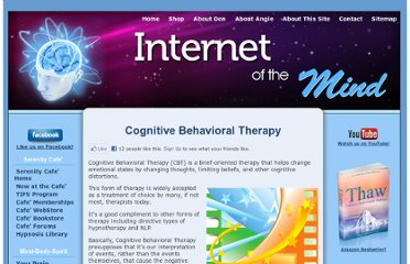 http://www.internet-of-the-mind.com/cognitive_behavioral_therapy.html