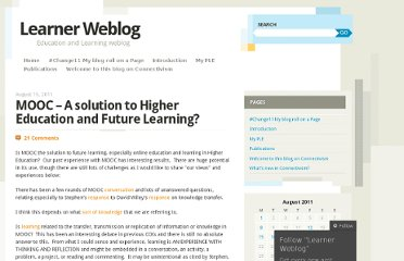 http://suifaijohnmak.wordpress.com/2011/08/15/mooc-a-solution-to-higher-education-and-future-learning/