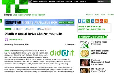 http://techcrunch.com/2009/02/11/diddit-a-social-to-do-list-for-your-life/