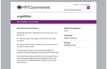 http://epetitions.direct.gov.uk/petitions/12501