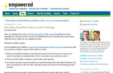 http://forrester.typepad.com/groundswell/2009/12/new-data-canadians-embrace-social-technology.html