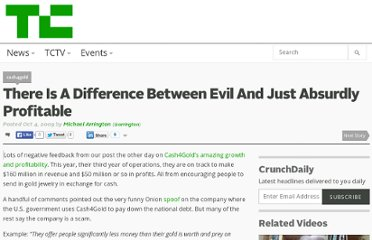 http://techcrunch.com/2009/10/04/there-is-a-difference-between-evil-and-just-absurdly-profitable/