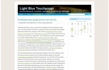 http://www.lightbluetouchpaper.org/2009/12/11/facebook-tosses-graph-privacy-into-the-bin/