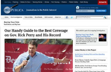 http://www.propublica.org/article/our-reading-guide-on-gov.-rick-perry-and-his-record