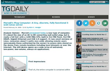 http://www.tgdaily.com/hardware-opinion/41525-marvells-plug-computer-a-tiny-discrete-fully-functional-5-watt-linux-server