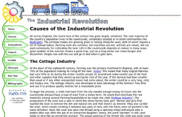 http://industrialrevolution.sea.ca/causes.html
