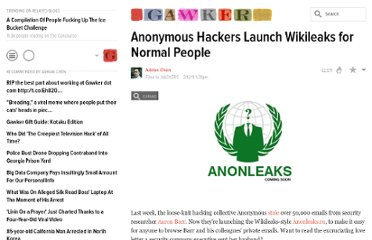 http://gawker.com/5758753/anonymous-hackers-launch-wikileaks-for-normal-people