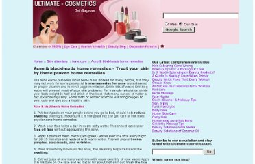 http://www.ultimate-cosmetics.com/beauty/skin_disorders/acne-blackheads-home-remedies.htm