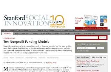 http://www.ssireview.org/articles/entry/ten_nonprofit_funding_models/
