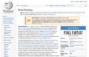 http://fr.wikipedia.org/wiki/Final_Fantasy