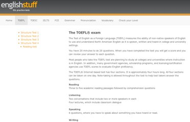 http://www.stuff.co.uk/toefl.htm
