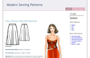 http://m-sewing.com/patterns-catalog/women/skirts/red-skirt.html