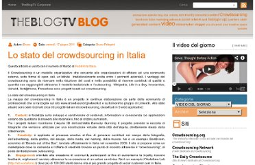 http://blog.theblogtv.it/2011/06/17/lo-stato-del-crowdsourcing-in-italia/