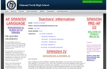 http://www.edmondschools.net/north/Departments/WorldLanguages/MrsRoland.aspx