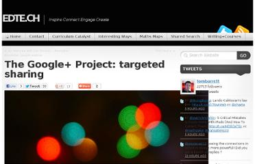 http://edte.ch/blog/2011/07/01/the-google-project-targeted-sharing/#comment-240457253