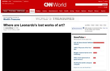 http://www.cnn.com/2011/WORLD/europe/08/19/lost.leonardo.artworks/index.html