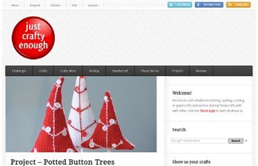 http://www.justcraftyenough.com/2011/08/project-potted-button-trees/