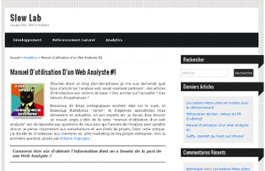 http://www.slow-lab.com/manuel-dutilisation-dun-web-analyste-1.php