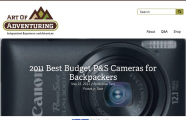 http://artofbackpacking.com/2011-best-budget-ps-cameras-for-backpackers/