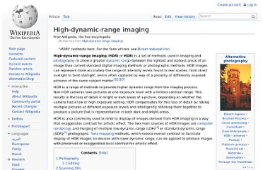 http://en.wikipedia.org/wiki/High_dynamic_range_imaging
