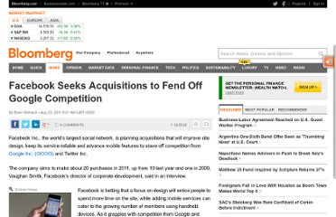 http://www.bloomberg.com/news/2011-08-23/facebook-steps-up-acquisitions-to-add-users-as-google-rivalry-grows-tech.html