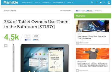 http://mashable.com/2011/08/23/35-of-tablet-owners-bathroom/