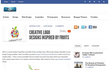 http://www.chethstudios.net/2011/07/creative-logo-designs-inspired-by-fruits.html