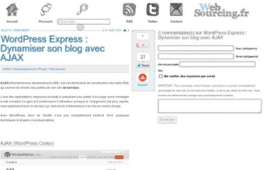 http://blog.websourcing.fr/wordpress-ajax-ressources/