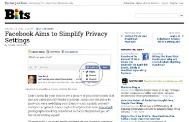 http://bits.blogs.nytimes.com/2011/08/23/facebook-aims-to-simplify-privacy-settings/